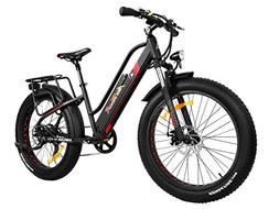 Addmotor MOTAN Electric Bikes Fitness Ebikes 26 Inch Fat Tir