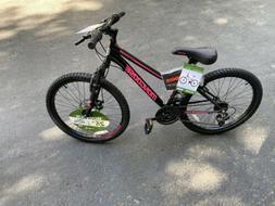 "Mongoose Mountain Bike 24"""