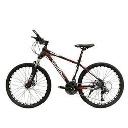 Mountain Bike 27 Speed Mountain Bicycle 26 inch Off-Road Bik
