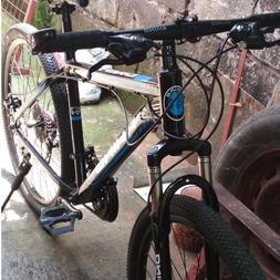 mountain bike bicycle shimano suspension