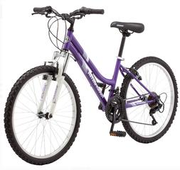"18 Speed Women's Mountain Bike, 26"" Roadmaster Granite Peak"