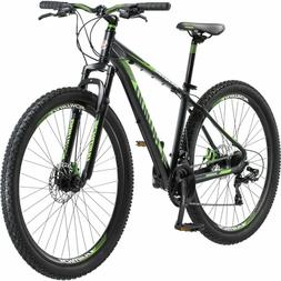 Mountain Bike Mens Schwinn Rugged Off Road Tires 29 Inch 21