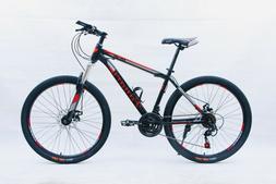 Fanari Mountain Bike/ Road Bike 26 inch Shimano Red