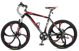 "Merax MS008700BAA Finiss 26"" Aluminum 21 Speed MG Alloy Whee"