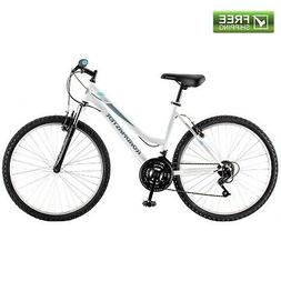 "Mt Bike Womens Mountain Bikes Off Road Master 26"" Bicycle Ru"
