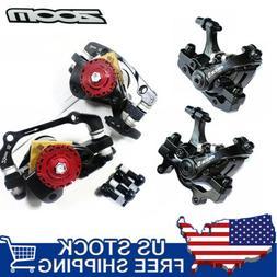 ZOOM MTB Bike Mechanical Disc Brake Front/Rear Bicycle Calip