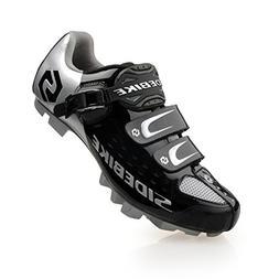 KUKOME Mountain Bike Cycling Shoes Men Women