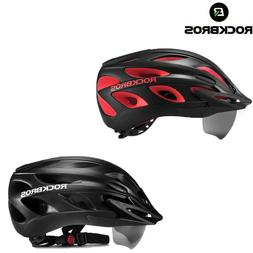 ROCKBROS MTB Road Bike Bicycle Cycling Helmets&Polarized Sun