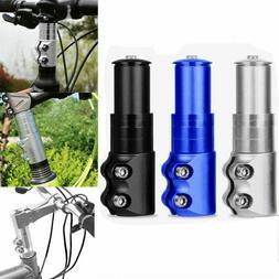 MTB Road Bike Bicycle Fork Stem Extender Handlebar Riser Hea