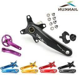 IXF MTB Road Bike Crankset 104BCD 170mm Crank Bicycle Chains