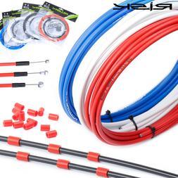 MTB Road Bike Shift/Brake Line Brake Cable Set Universal Hou