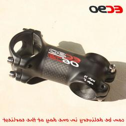 EC90 MTB Road Bike Stem 31.8*60-120mm 6/17° Carbon Aluminum