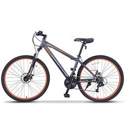 "ORKAN 27.5"" MTB Shimano Hybrid 21 Speed Mountain Bike Mounta"