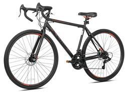 Kent Nazz Gravel Road Front Rear Brakes Men Cycling Bike wit