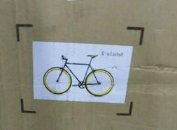 6KU Nebula 2 Fixed Gear Bike