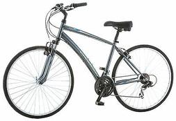 Schwinn Network 1.0 700c Men's 18 Hybrid Bike, 18-Inch/Mediu