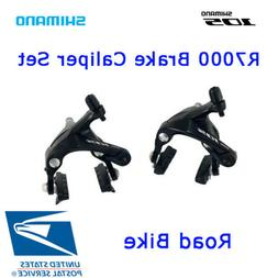 New Shimano 105 BR-R7000 Brake Calipers Set Front + Rear Roa