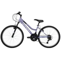 "NEW Huffy 24"" Rock Creek Girls Mountain Bike for Women FAST"
