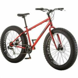 "NEW 26"" Mongoose Hitch Fat Tire Men's 7-speed Mountain Bike"