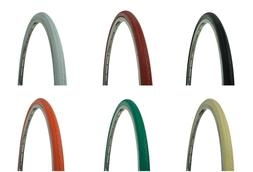 """NEW! 26"""" x 1-3/8"""" Bicycle Tire Slick City Cruiser Cycling To"""