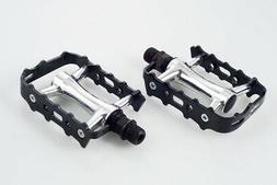 """New Wellgo 9/16"""" Alloy Bike Pedals for MTB Road City Fixed G"""