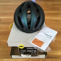 New Giro Aether Mips Road Bike Helmet Size Small Matte Black