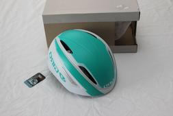 New Giro Air Attack Aero TT Tri Road Bike Helmet Matte White
