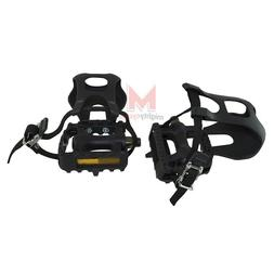 "ROAD MTB 940 Alloy Pedals 9//16/"" White cruiser 9//16 pedal.fixie bicycle pedal"