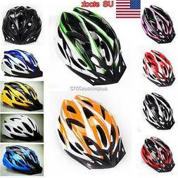 NEW Bicycle Helmet Bike Cycling Adult Adjustable Unisex Safe