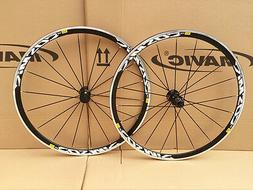 New Mavic Cosmic Elite Clincher Road Bike Bicycle 700c F&R W