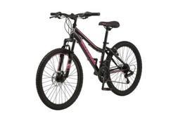 New Mongoose Excursion Mountain Bike 24 In Wheels, 21 Speeds