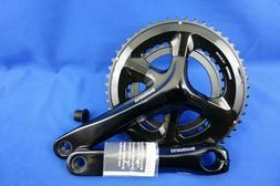 NEW Shimano FC-RS510 2x11 Speed Road Bike Crankset 172.5mm 5
