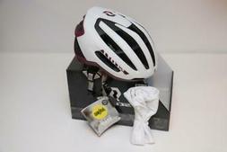 New Scott Fuga Plus MIPS Helmet Medium Aero Road Bike White
