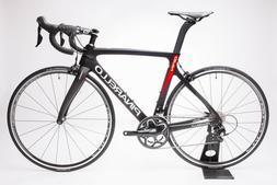 New Pinarello Gan 105 Carbon Road Bike size 51cm