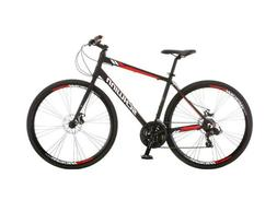 "NEW! Schwinn Men's Circuit 28"" Hybrid Bike with Disc Brakes"