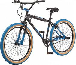 NEW Mongoose Grudge BMX Freestyle Bike Single Speed 26 inch