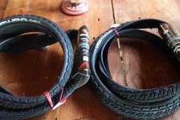 "NEW PAIR Vittoria Evolution Asphalt Tire 26""x1.9"" Size Black"