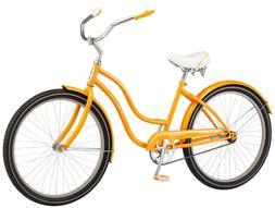 NEW Schwinn Talia Womens 26-inch Steel Frame Cruiser Bike-Or