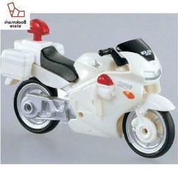 New TOMICA No.004 Honda VFR800 White Bike  F/S from Japan