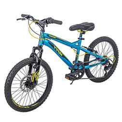"Huffy` 20"" Nighthawk Boys' Mountain Bike, Blue"