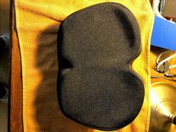 no pressure bicycle seat ergonomic comfort padded