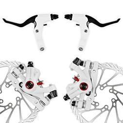 AFTERPARTZ NV-5 G3/HS1 Bike Disc Brake Kit Front + Rear Roto