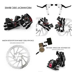 Nv-5 G3/ Hs1 Bike Disc Brake Kit Front And Rear 160Mm Calipe