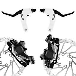 AFTERPARTZ NV-6 G3 Bike Disc Brake Kit Front and Rear 160mm