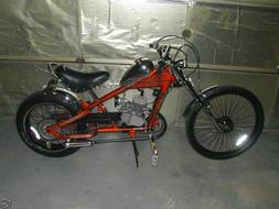 Schwinn OCC Chopper Bicycle Motor Mount and free chain adjus