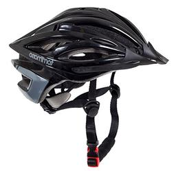 Tommaso Ombra Lightweight Cycling Helmet Removable Visor Roa