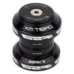"""FSA Orbit MX 1 1/8"""" Black"""
