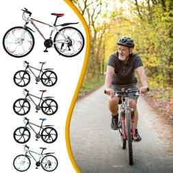 Outroad Mountain Road Bike 21 Speed 26 inch Bike Double Disc