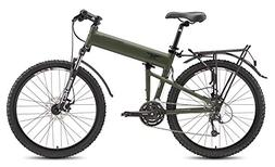 Montague Paratrooper 24 Speed Folding Mountain Bike Large -