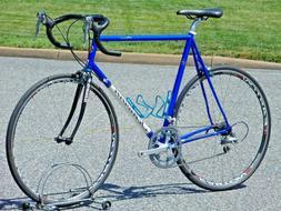Schwinn Peloton Super Light Road Bike Reynolds 853 Extra Lar